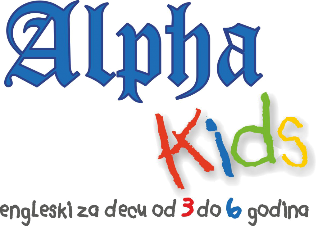 Alpha kids logo